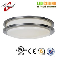 High quality AC 100-240V led ceiling light/ceiling lamp with UL/UL & CE certificate