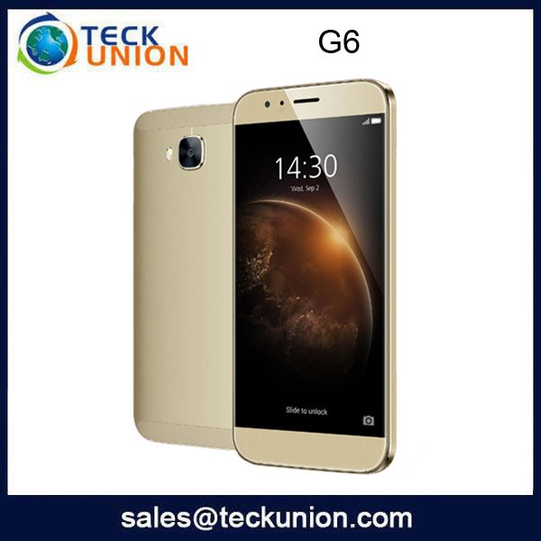 G6 5.0 inch oem smartphone wholesale china unlocked moblile phone RAM4G+ROM32G