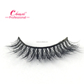 Wholesale top quality/grade hand made thick long lashes custom made eyelashes