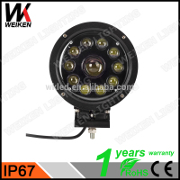 IP68 6 inch 60w led work light,led spotlight for car,12v led car spotlight for tractor UTV