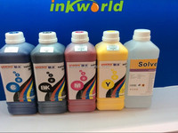 1000ml Konica 14pl solvent ink for inkjet printer JHF Vista V83304/3306/3308/H8 3304FN printer