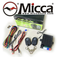 stand alone 2 circuits car immobilizer and anti-hijack