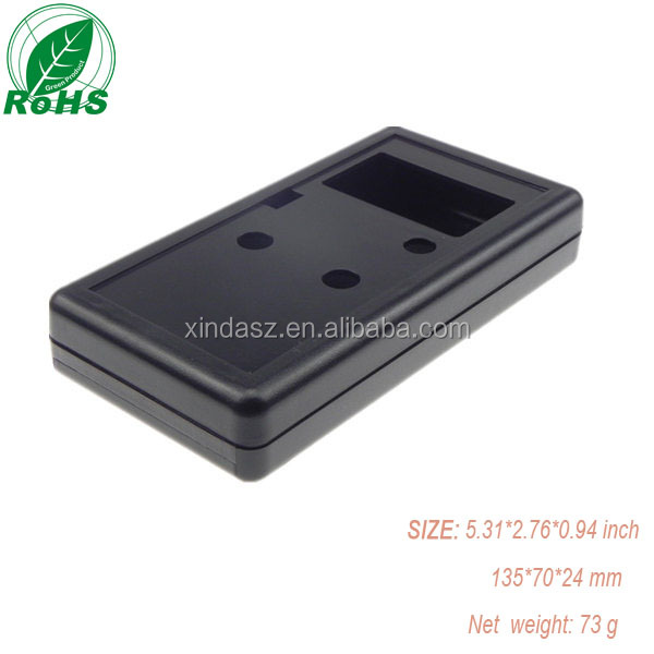 IP54 HAND HELD ENCLOSURE WITH BATTERY COMPARTMENT