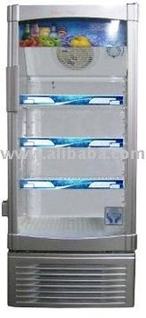 Refrigerator Showcase Beverage Cooler