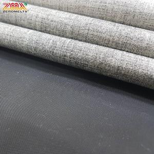 EN388 Kevlar Conex Anti-static fiber Silicone Woven Fire Resistant Fabric for Clothing reinforcement
