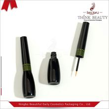 Plastic waterproof liquid eyeliner makeup pregnant tube