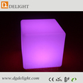 Outdoor RGB Color Changing Waterproof Chair Lighting 3d LED Cube Make in China
