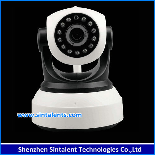 PTZ Bullet Motion Detection Wifi Wireless PTZ 3G GSM IP Camera with Sim Card Slot
