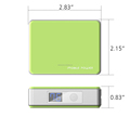Best electronic Christmas gifts power bank /mobile phone power bank 4400mah