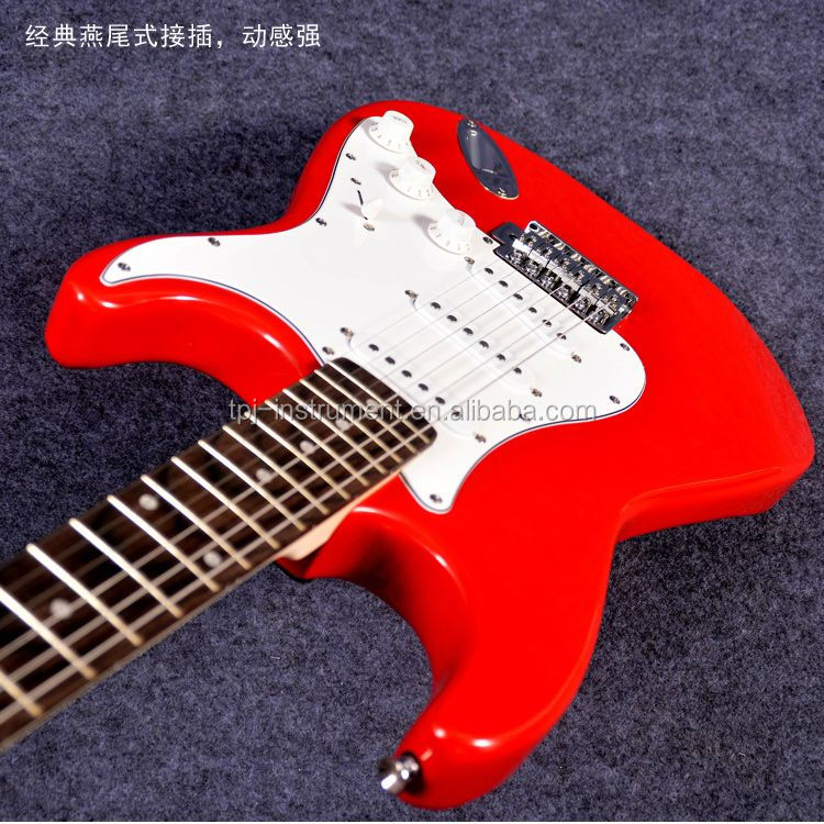 Top Selling New model Deviser acoustic guitar China handmade electric guitar factory