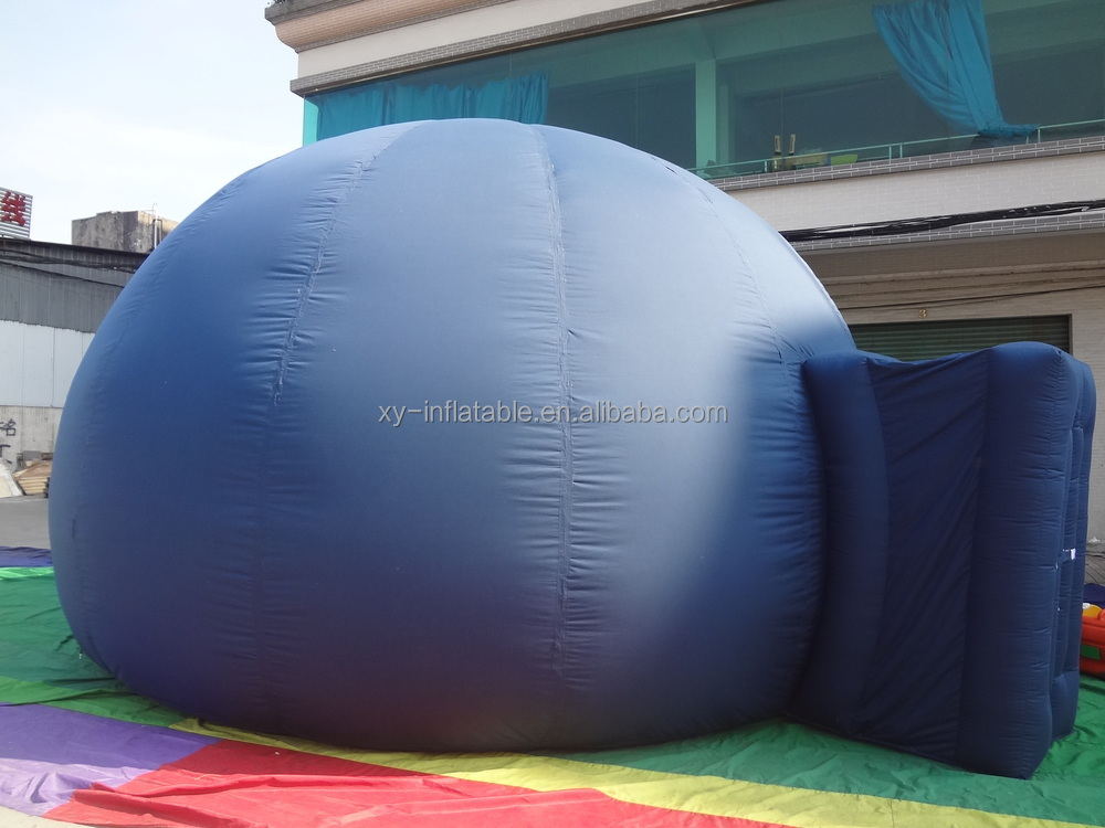 New inflatable blue balloon Astronomical tents