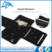Wholesale outdoor fitness sports armband waterproof case for moto g and iphone 6