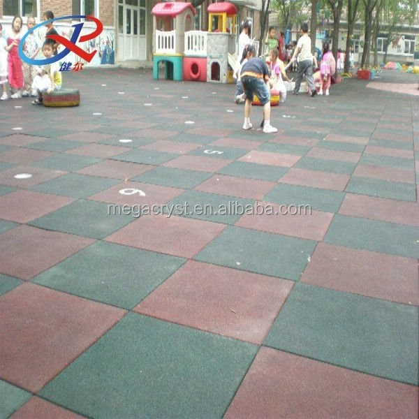 rubber playground paving hot sale rubber flooring