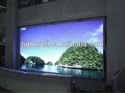 Indoor full color SMD 3in1 P6 LED display with CE and RoHs Certification!!!!cheap price
