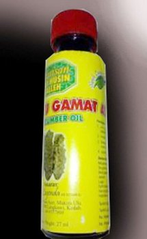 SEA CUCUMBER OIL (GAMAT)