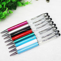 Promotional wholesale cheap set gift metal ballpen Hotel pen twist metal slim ballpen