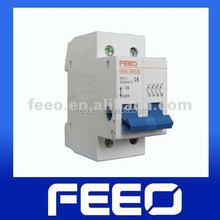 Electrical power Embedded Installation 240v 2p 32a Isolating switch