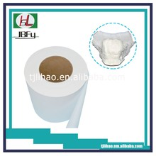 Disposable diaper raw materials Breathable Printed PE film