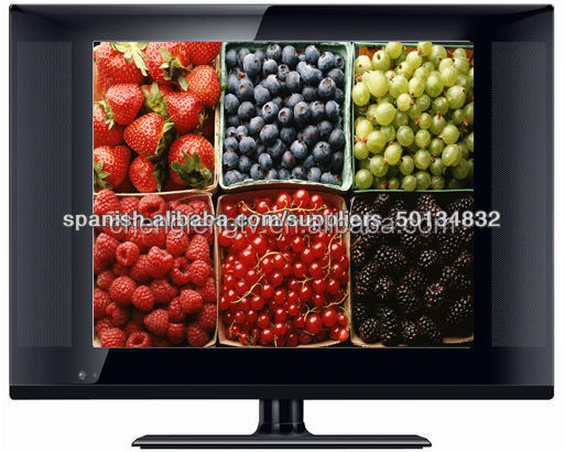 Small Sizes LCD 15inch Home Used TV