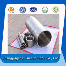 China factory annealed Gr5 large diameter titanium pipe