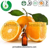 Organic Edible Orange Peel Oil