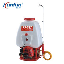 2017 Agricultural Garden sprayer farm use straw cutting machine for grass hay knapsack power sprayer