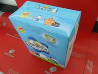 Cartoon Colorful Packing For Diaper