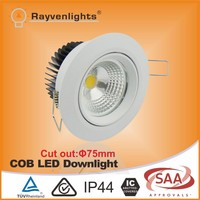 CE approved wholesale 7w 9w cob led spotlight