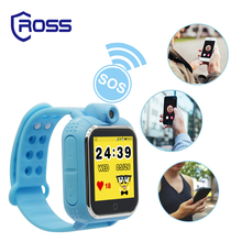 China resell paypal accepted touch screen kids 3G blue WiFi children smart watch with camera android GPS navigation bluetooth
