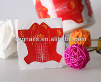 VEN Nail Extension Form for Nail Art 500 pcs/ roll with free samples