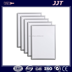 different sizes and surface finish extruded aluminum poster frame