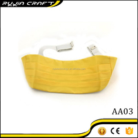 2015 Fashion Plain Yellow Cummerbund Belts For Men
