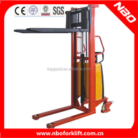 NBO electric pallet stacker, container reach stacker, innolift stacker for sale