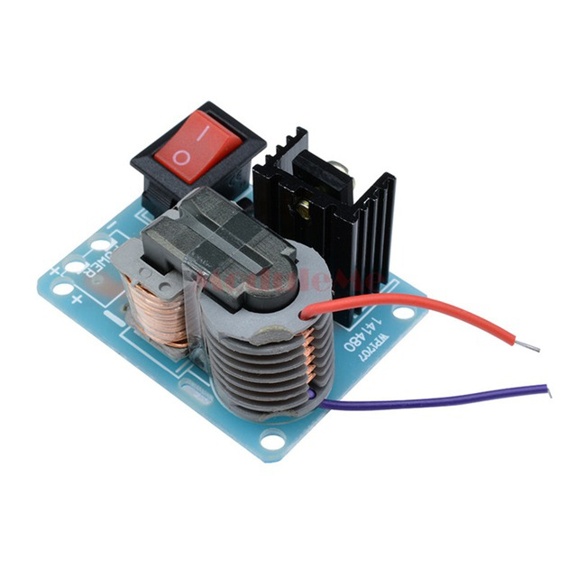 High Frequency 15KV Transformer DC High Voltage Arc <strong>Ignition</strong> Generator Inverter Boost Diy Kit Electronic PCB Board Module