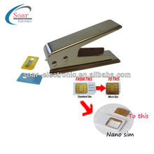 all in one micro nano sim card cutter for iphone