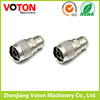 N connector for lmr300 brass plug rf connector