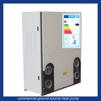 EN14511 60kw commercial heating geothermal heat pumps supplier