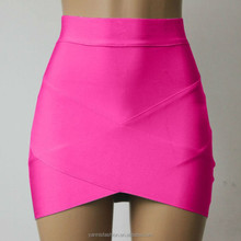 Hot Ladies Sexy High Stretchy Pencil <strong>Skirts</strong> Elastic Arched Micro Mini Bandage Design Cotton Fabric Office <strong>Skirt</strong> E001