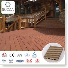 2018 RUCCA best capped composite deck building materials outdoor wpc decking