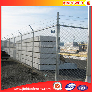 fine mesh chain link fence/ diomang wire mesh fence
