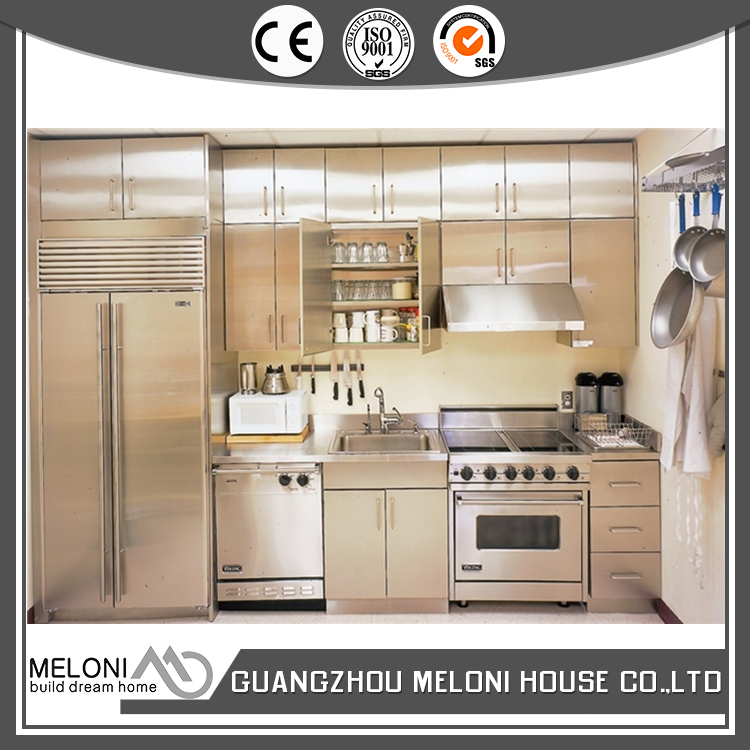 European design stainless steel food warmer cabinet for apartment