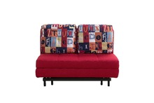 Good design Fabric folded sleeping sofa for living room or hotel