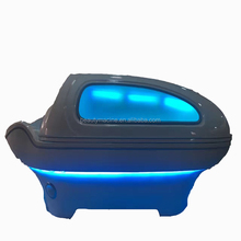 Ozone Sauna Music Spaceship Negative ion BIO Light For Weight Loss With 8 Color Led Far Infrared Light Therapy Spa Capsule Bed