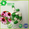 a natural way to fight the common cold and build your immune system - Certified Organic Echinacea capsule