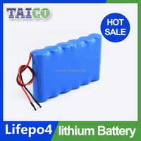 lifepo4 12v 24ah battery for electric bike&solar system
