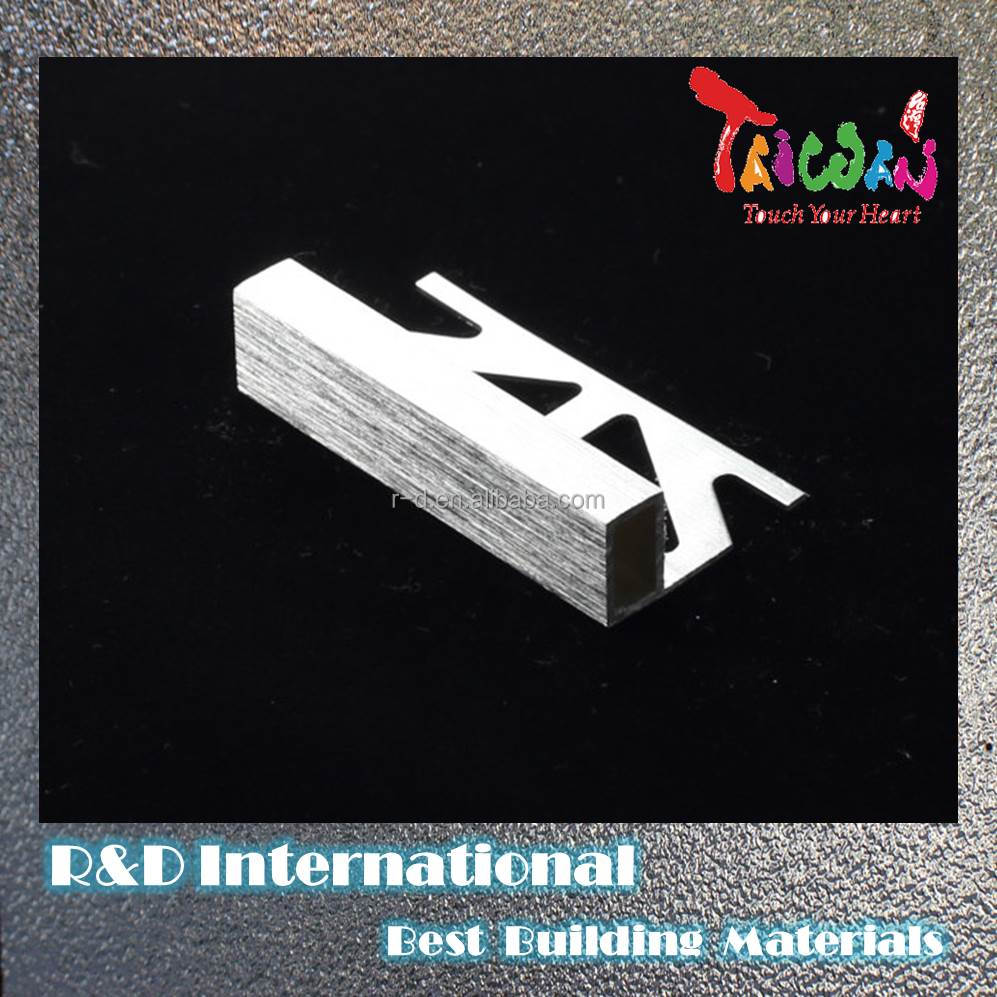 Free Sample L Shaped Tile Trim Aluminum Tile Trim UK