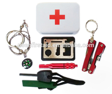 fancy auto survival emergency tool kit/survival gear and survival tool