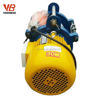 1ton KCD type electric winch for wrecker and garbage truck