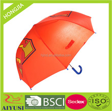 New item custom design decorative umbrella for kids