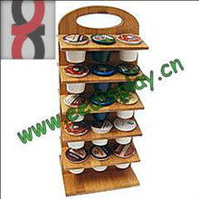 Counter Top Coffee Capsule Drawer Coffee Pods Storage Organiser/ Coffee Pod Holder Stand Exporter